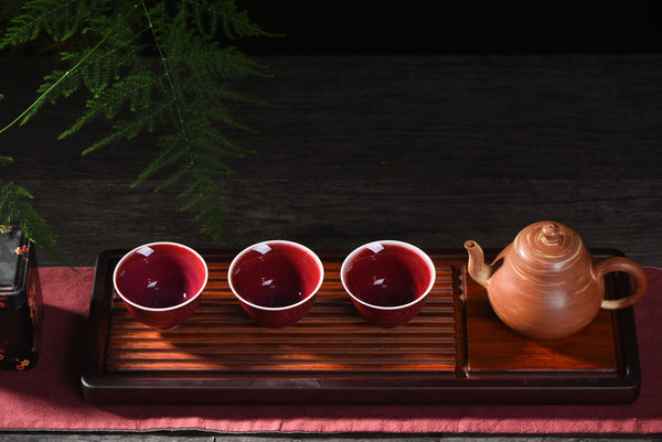 Classic Wenge Wood Tea Table for Gong Fu Tea