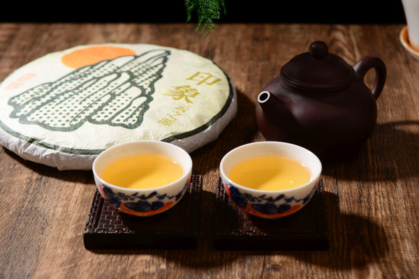 2019 Yunnan Sourcing Impression Raw Pu-erh Tea Cake