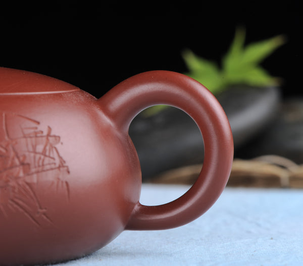 "Da Hong Pao Clay ""Yu Lan"" Yixing Teapot * 150ml"
