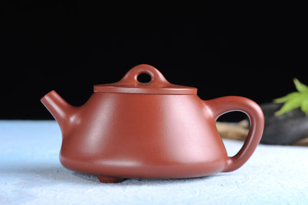 "Da Hong Pao Clay ""Shi Piao"" Yixing Teapot * 160ml"