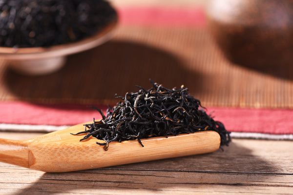 Fu Shou Mei Feng Qing Black Tea of Yunnan