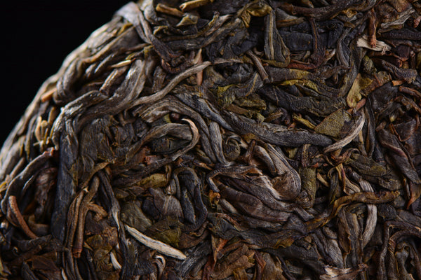 "2019 Yunnan Sourcing ""Spring Impression"" Raw Pu-erh Tea Cake"