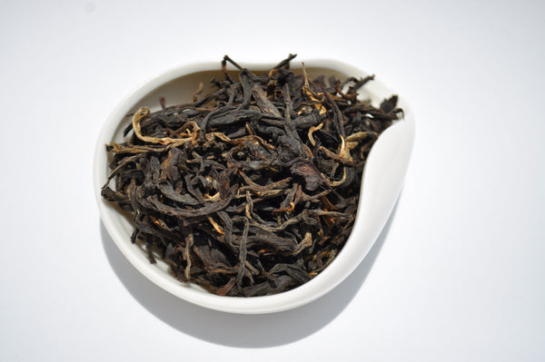Man Gang Village Wild Arbor Assamica Black Tea * Spring 2018