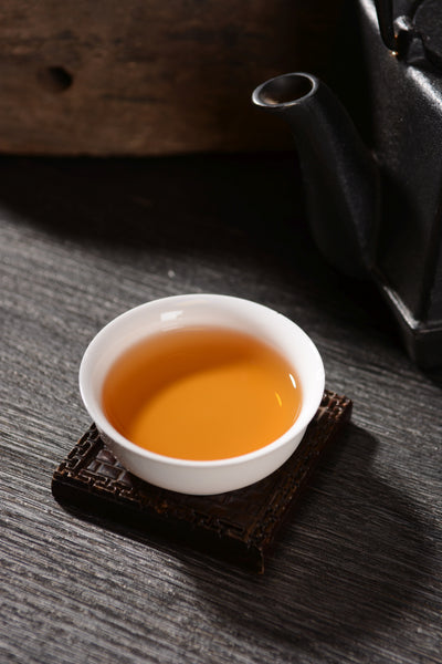 "2019 Yunnan Sourcing ""Man Gang Gu Shu Hong"" Black Tea Cake"