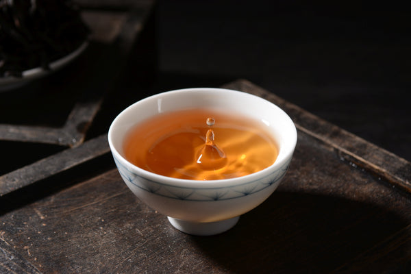 "Traditional Tie Luo Han ""Iron Arhat"" Wu Yi Shan Rock Oolong Tea"