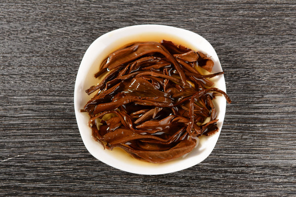 Moonlight Black Air-Dried Purple Tea from Jinggu