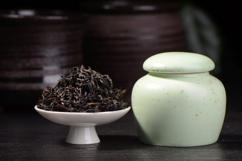 "Middle Mountain ""Duck Shit Aroma"" Dan Cong Oolong Tea"