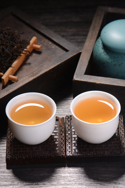 "High Mountain ""Wen Zhong"" Dan Cong Oolong Tea"