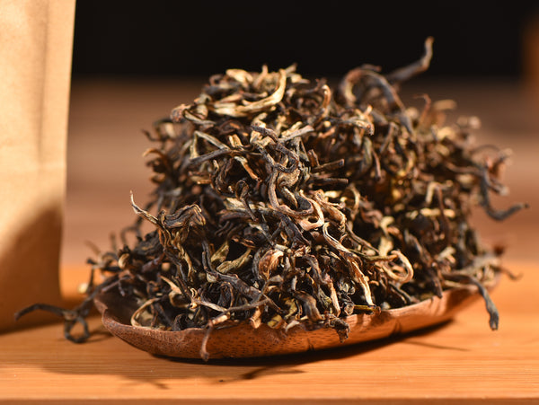 "Certified Organic ""Fancy Grade Yunnan Yellow Tea"""
