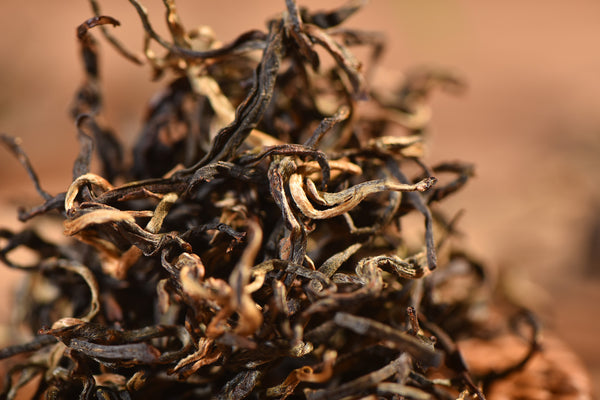 "Certified Organic ""Fancy Grade Yunnan Yellow Tea"" * Spring 2018"