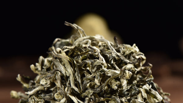 "Certified Organic ""Yunnan Jade Dragon"" Green Tea * Spring 2018"