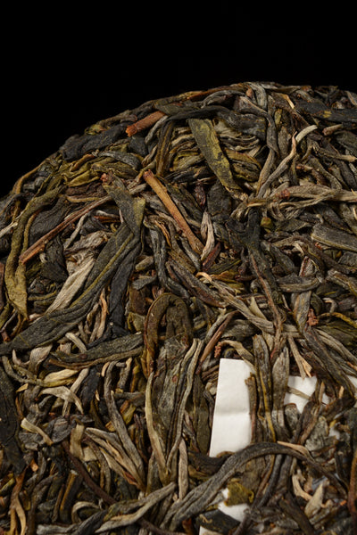 "2019 Yunnan Sourcing ""Man Zhuan"" Old Arbor Raw Pu-erh Tea Cake"