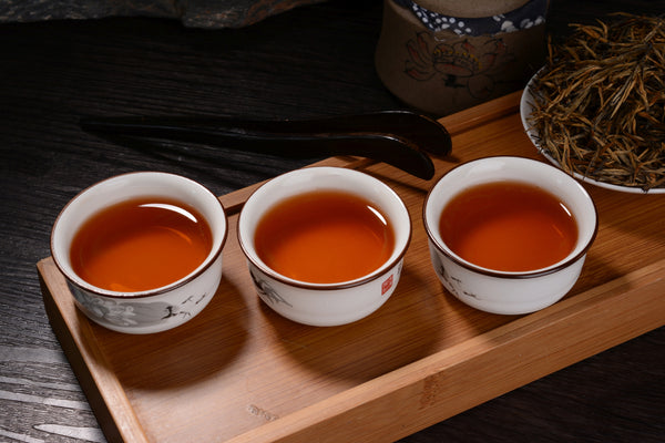 Imperial Feng Qing Dian Hong Black Tea of Yunnan