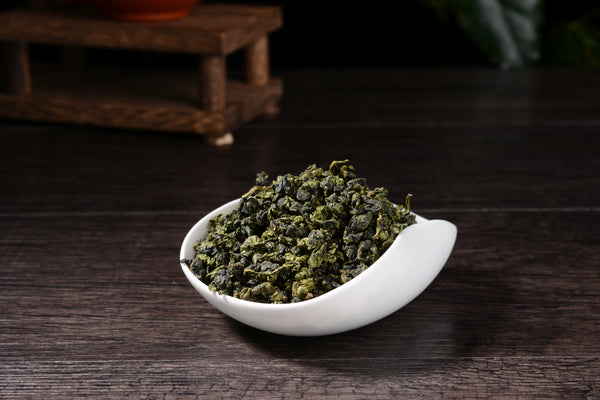 "Imperial ""AAA"" Tie Guan Yin of Anxi Oolong Tea of Fujian"