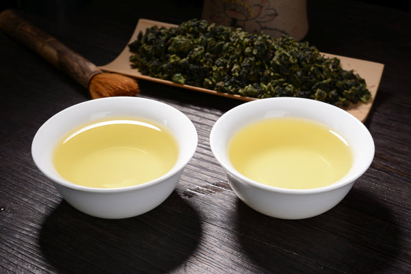 Fancy Tie Guan Yin of Anxi Iron Goddess Oolong Tea of Fujian
