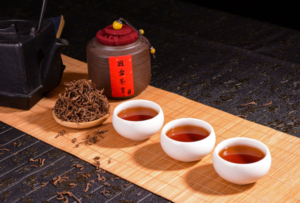 "Ban Pen Village ""Emperor's Golden Pu-erh"" Ripe Pu-erh Tea"