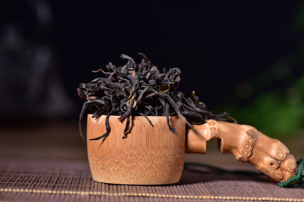 "Middle Mountain ""Pomelo Flower Aroma"" Dan Cong Oolong Tea"