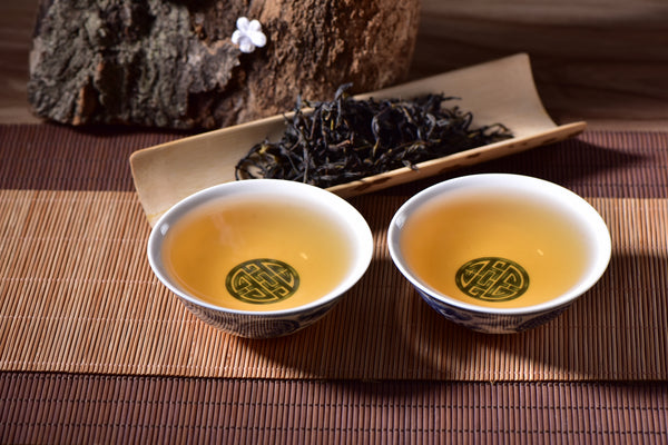 "Middle Mountain ""Wild Ba Xian"" Dan Cong Oolong Tea 野生八仙"