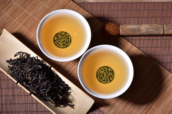 "Middle Mountain ""Wild Huang Zhi Xiang"" Dan Cong Oolong Tea"
