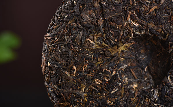 "2018 Yunnan Sourcing ""Jingmai Mountain"" Raw Pu-erh Tea Cake"