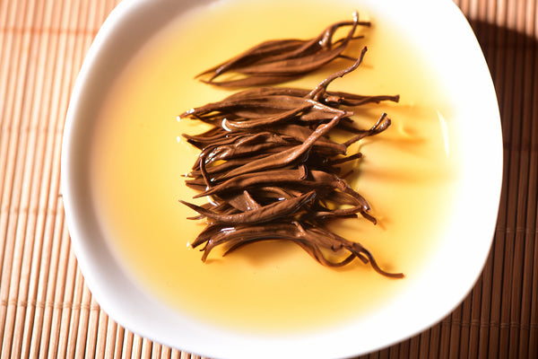 "Simao ""Spring Tips"" Pure Bud Black Tea of Yunnan"