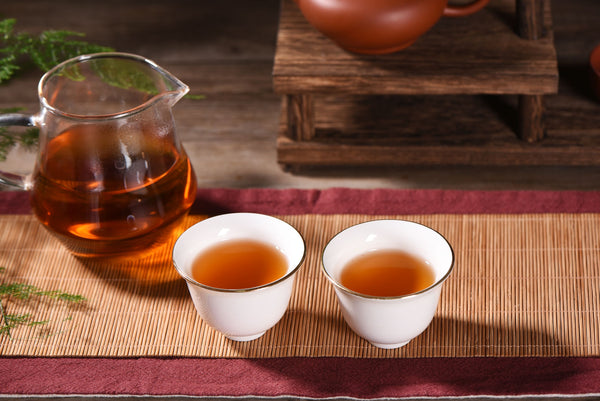 Yi Mei Ren Wu Liang Mountain Yunnan Black Tea