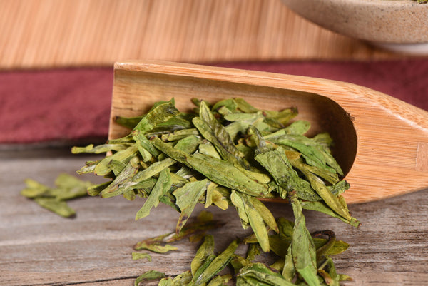 Premium Grade Dragon Well Tea From Zhejiang * Long Jing Tea
