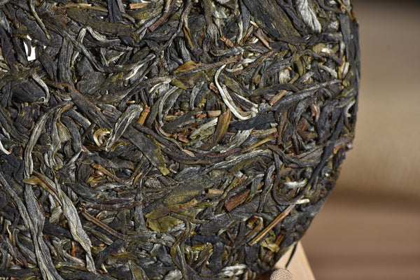 "2018 Yunnan Sourcing ""Man Zhuan"" Old Arbor Raw Pu-erh Tea Cake"