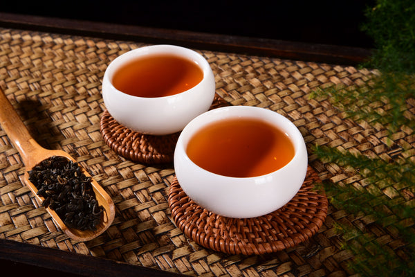 "Yunnan ""Black Gold Bi Luo Chun"" Certified Organic Black Tea"