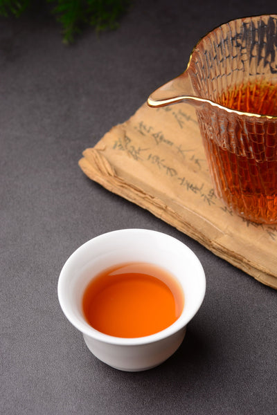 "2020 Yunnan Sourcing ""Wu Liang Mountain"" Aged Raw Pu-erh Tea Cake"
