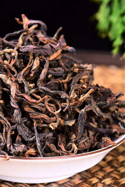 Mengku Wild Arbor Assamica Black Tea