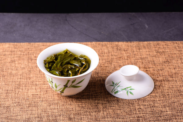 Wu Liang Mountain Gao Shan Oolong Certified Organic Tea