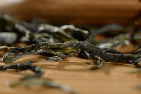 "Certified Organic ""Yunnan Silver Strands"" Green Tea"