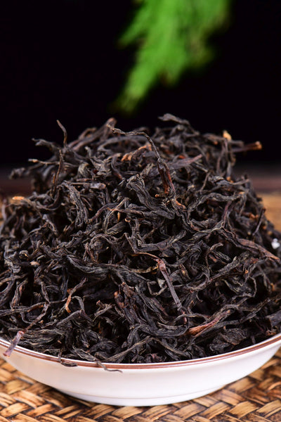Da Zhang Mountain Wild Arbor Black Tea of Jiangxi