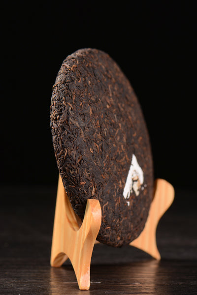 "2019 Yunnan Sourcing ""Ba Da Mountain"" Ripe Pu-erh Tea Cake"