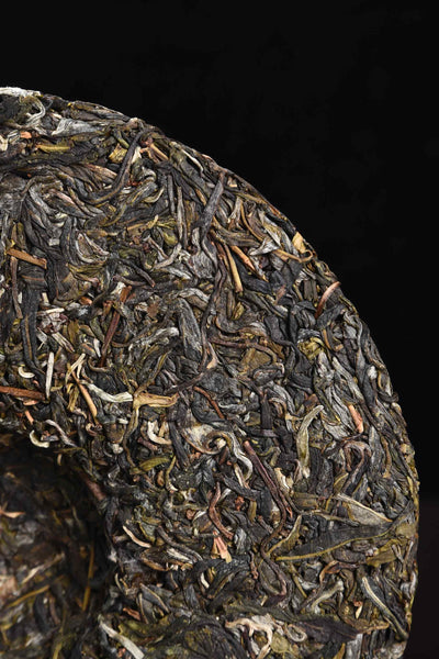"2020 Yunnan Sourcing ""Spring Impression"" Raw Pu-erh Tea Cake"
