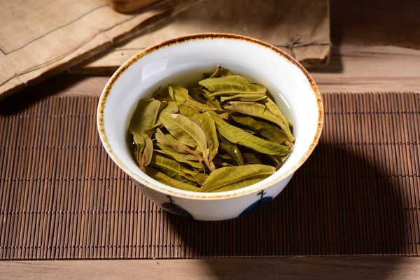 "2016 Yunnan Sourcing ""Autumn Bing Dao Lao Zhai"" Raw Pu-erh Tea Cake"