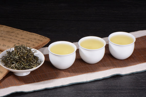 Long Mei Yunnan Green Tea of Zhenyuan