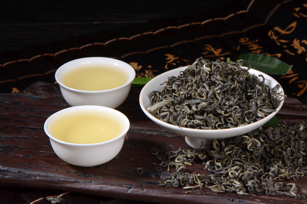 "Certified Organic ""Hui Long Zhai"" Yunnan Green Tea"