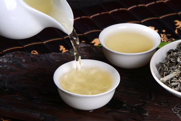 Teng Chong Hui Long Zhai Yunnan Green Tea