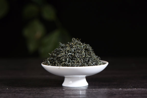 Imperial Grade Laoshan Green Tea from Shandong