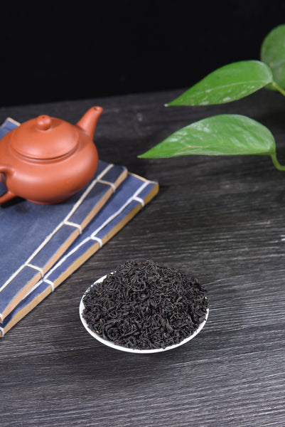 Classic Laoshan Black Tea from Shandong