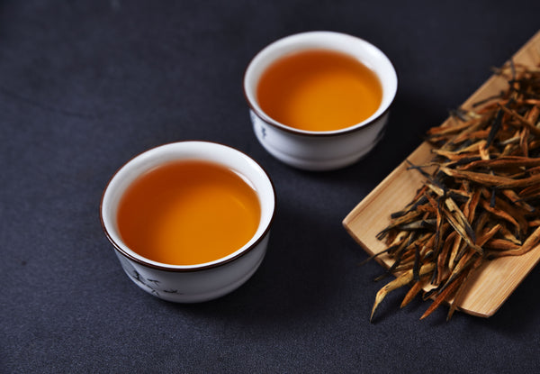 Feng Qing #17 Pure Bud Golden Needle Black Tea