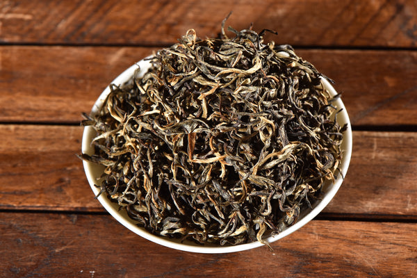 "Certified Organic ""Yunnan Yellow Tea"""