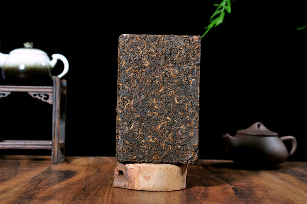 "2000 ""7562 Recipe"" Aged Ripe Pu-erh Tea Brick"