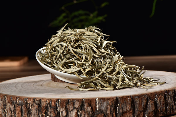 "Certified Organic ""Yunnan Silver Needles"" White Tea"