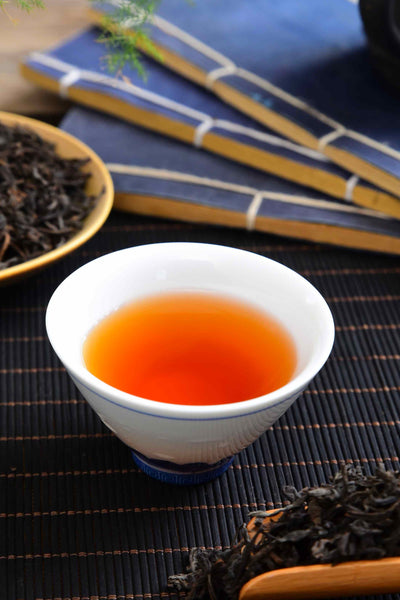 "2019 Three Cranes ""75117 High Mountain"" Liu Bao Tea"