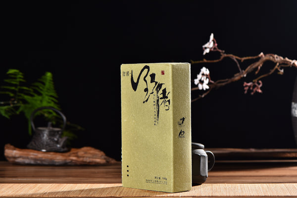 "2017 Gao Jia Shan ""Ye Zhe"" Fu Cha from Cha Hua Mountain"