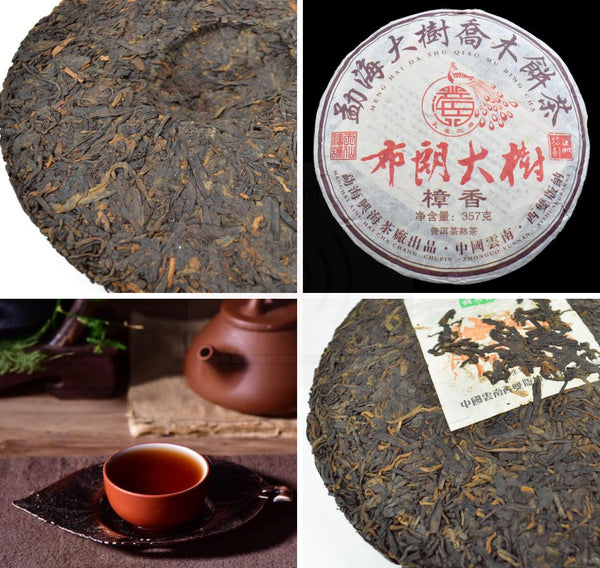 "Xinghai Tea Factory ""The Other Menghai"" Ripe Pu-erh Tea Sampler"