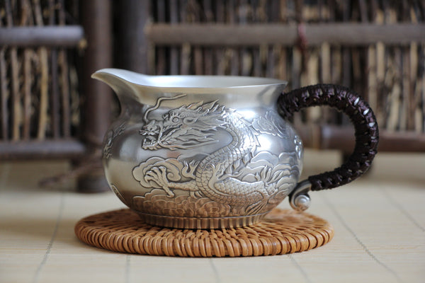 "Pure Silver 999 ""Heavenly Dragon"" Cha Hai * 180ml"